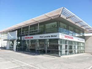 Honda Alicante Prim Levante Motor