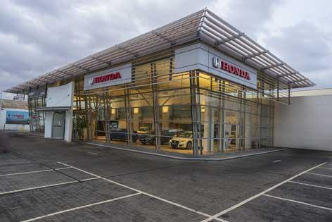 Honda Alicante Grupo Prim