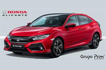 Lanzamiento nuevo Honda Civic ¡ Espectacular !